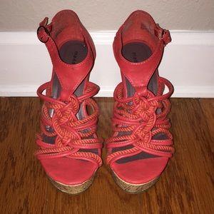 Madden girl wedge sandals